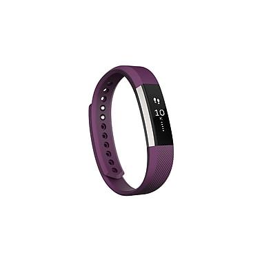 Fitbit – Bracelets capteurs d'activité Alta, prune