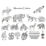 Wetland Critters Coloring Book, Spiral-bound (EACB-75234)