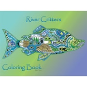Great Critters Coloring Book, Spiral-bound (EACB-64713)