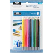 Royal Brush Royal & Langnickel Essential Artist Pack, Watercolor Pencil (RD811)