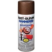 Rust-Oleum 12 oz Stops Rust Hammered Aerosol Paint, Brown (SRH-10880)