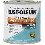Rust-Oleum 8 oz Ultimate Wood Stain, Vintage Aqua (2603-80)