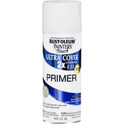 Rust-Oleum Painter's Touch 12 oz Ultra Cover Aerosol Paint, White Primer (PTUC249-058)