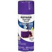 Rust-Oleum Painter's Touch 12 oz Ultra Cover Aerosol Paint, Grape (PTUC249-49113)
