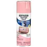 Rust-Oleum Painter's Touch 12oz Ultra Cover Aerosol Paint, Candy White (PTUC249-49119)