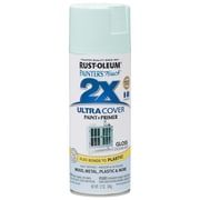 Rust-Oleum Painter's Touch 12 oz Ultra Cover Gloss Aerosol Paint, Ocean Mist (PTUCG249-063)