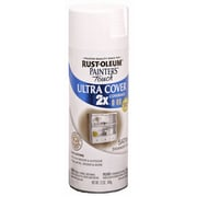 Rust-Oleum Painter's Touch 12 oz Ultra Cover Satin Aerosol Paint, Blossom White (PTUCS249-843)