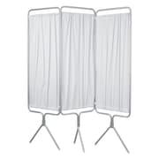 Winco Manufacturing 3 Panel Aluminum Folding Privacy Screen