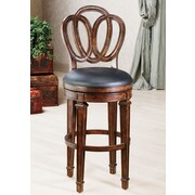 Hillsdale Dover 30'' Swivel Bar Stool with Cushion