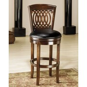 Hillsdale Vienna 24'' Swivel Bar Stool