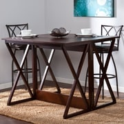 Wildon Home   Keraton Counter Height Extendable Dining Table