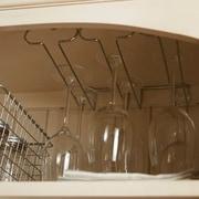 Spectrum Diversified Triple Wall Mount Wine Glass Rack