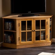 Woodhaven Hill Thurstan Corner TV Stand