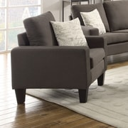 Wildon Home   Arm Chair; Brownish Grey