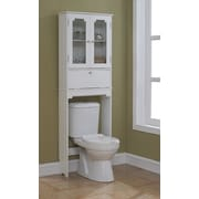 RunFine Group 23.62'' W x 68.93'' H Over the Toilet Storage