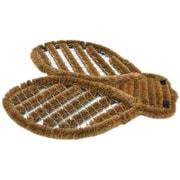 Rubber-Cal, Inc. Cricket Scraper Doormat