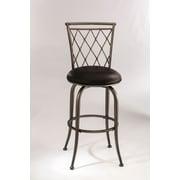 Hillsdale Woodson 26'' Swivel Bar Stool with Cushion