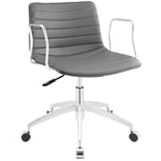 Modway Celerity Mid-Back Office Chair; Gray