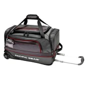 Pacific Gear Drop Zone 12'' 2 Wheeled Carry-On Duffel