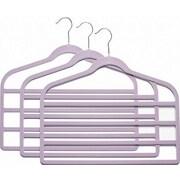 Only Hangers Inc. Slim-Line Multi Pant Hanger