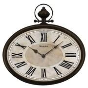 Westclox Westclox 15.5'' Pocket Watch Wall Clock