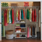 ClosetMaid 11.6'' Deep Closet Maximizer; White