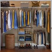 ClosetMaid 11.6'' Deep Closet Organizer; Chocolate