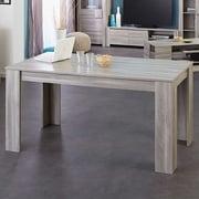 Parisot Warren Extendable Dining Table; Silex Oak