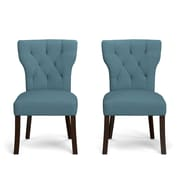 Handy Living Sirena Parsons Chair (Set of 2)