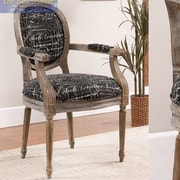 BestMasterFurniture Rustic Living Room Arm Chair