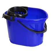 Superior Performance 15 Quart Cleaning Bucket w/ Mop Wringer