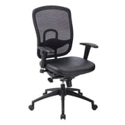 Eurotech Seating High-Back Mesh Office Chair with Adjustable Arms