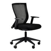 Eurotech Seating Curv High-Back Mesh Office Chair with Tilt Lock