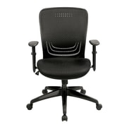 Eurotech Seating High-Back Mesh Office Chair with Adjustable Arm