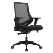 Eurotech Seating Astra High-Back Mesh Office Chair with Adjustable Arm
