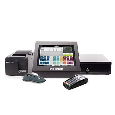 ShopKeep® POS iPad® Point of Sale System for Retail Stores