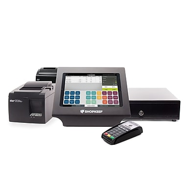 ShopKeep® POS iPad® Point of Sale Accessory Package for Restaurants