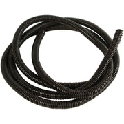 "American Terminal Black Split-loom Cable Tubing, 100ft (1"")"