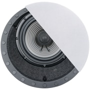 """Architech 6.5"""" Premium Series 15 degrees -angled Frameless Ceiling Speaker"""