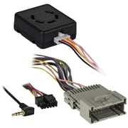 Axxess Basix Retention Interface (for Select 2000-2013 GM Accessory With Chime/ASWC PNP)