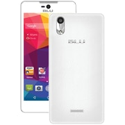 BLU Studio C 5+5 Cellular Phone (white)