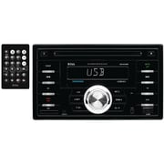 Boss Audio Double-din In-dash AM/FM/CD Receiver With Bluetooth