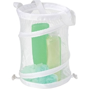 Honey-can-do Hmp-01138 Mesh Pop-open Shower Tote