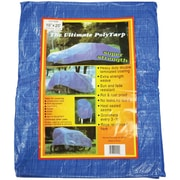 Howard Berger Reinforced Plastic Tarp (10ft X 12ft)