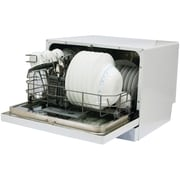 Magic Chef 6-place Countertop Dishwasher