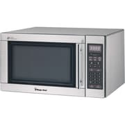Magic Chef 1.6 Cubic-ft 1,100-watt Microwave With Digital Touch (stainless Steel)