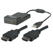Manhattan USB HDMI Adapter & HDMI Cable