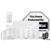 Securityman Diy Smart Wireless Home Alarm System Kit & Sm-80 Motion Sensor