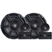 "MB Dk1-216 Discus Series 6.5"" Component Speaker System With Tweeters"