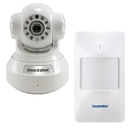 Security Man Kit: Wireless Home Alarm System & 4 Wide-angle Pir Sensors